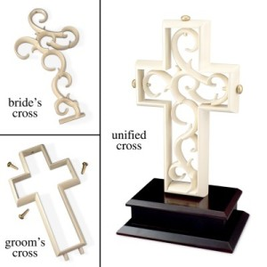 3-piece Unity Cross Photo
