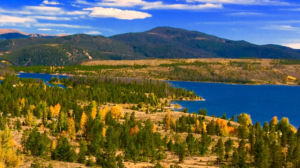 Lake Dillon in September