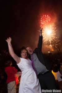 Erin & Frank Fireworks!