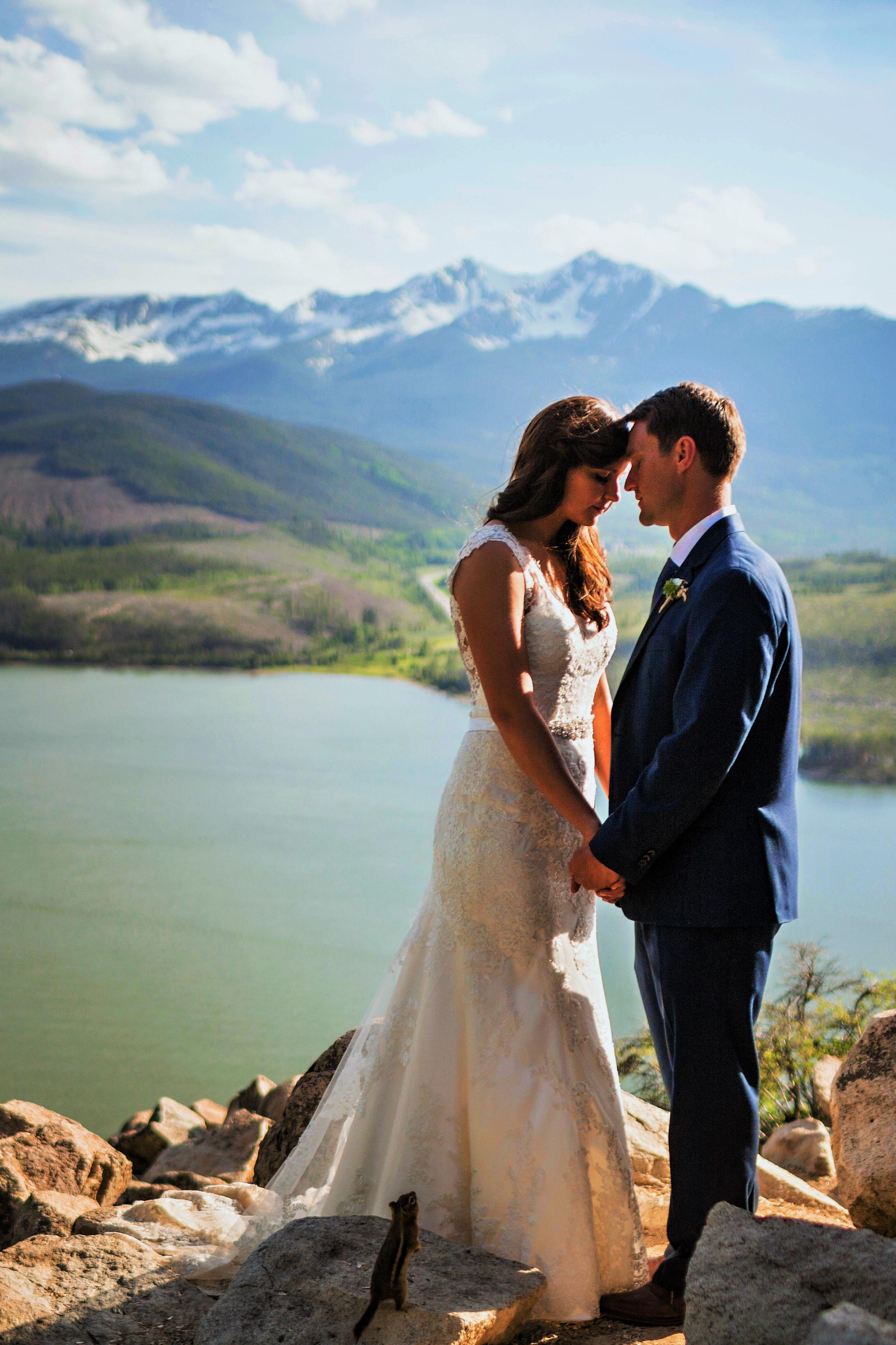 Wedding Cakes Summit County Colorado